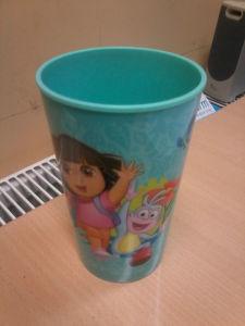 Eco-Friendly Plastic Cup 3D Lenticular pictures & photos