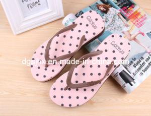 Ladies′ High Heel EVA Flip Flops pictures & photos