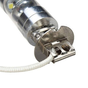 LED Car Fog Light Bulb Automotive Lamp H3 100W pictures & photos