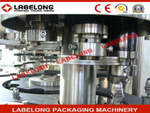 Full Complete Beer Filling Machinery for Glass Bottles pictures & photos