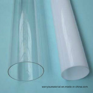 Clear Plastic PVC Tube for Water Supply