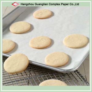 38GSM Oven Use Non-Stick Parchment Paper for Baking pictures & photos