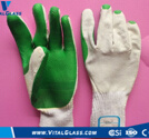 Laminated Safety Latex Coated Work Glove pictures & photos