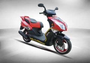Powerful Recreational Gasoline Scooter 125cc/150cc (HD150T-5) pictures & photos