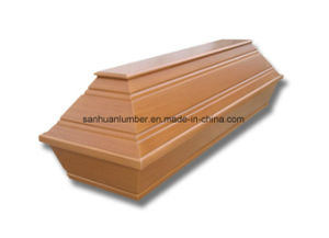 Wood Coffin /Euro Style Wood Coffin /Wood Casket pictures & photos