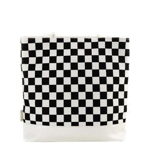 Canvas Black White Color Latest Ladies Shoulder Bags pictures & photos