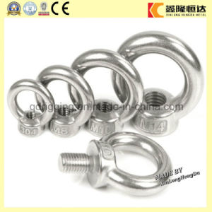 Stainless Steel DIN 582 Eye Nut for Lifting pictures & photos