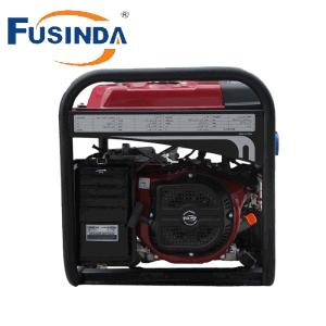 7kVA 50Hz 16HP Portable Petrol Generator with Digital Meter (FB9500E) pictures & photos