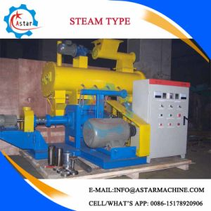 Popular Sale Floating Fish Feed Pelleting Machine pictures & photos