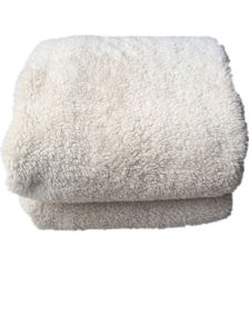 Soft High Quality Blanket Sr-B170227-7 Two Sides Sherpa Blanket pictures & photos