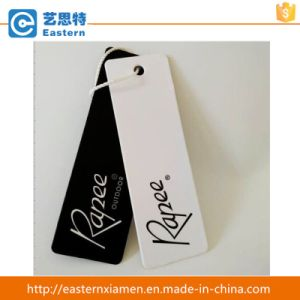 Custom Paper Hangtag Hang Tag for Clothing pictures & photos