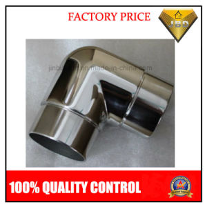 Competitive Price Stainless Steel Pipe Handrail Fittings Manufacture (JBD-B4) pictures & photos