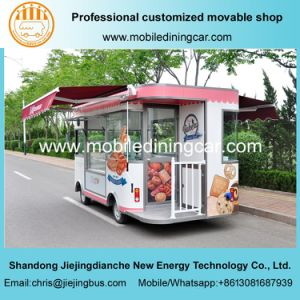 Hot Sale Electric Bakery Truck to The Whole World pictures & photos