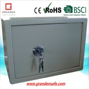 Mechanical Cross Key Lock Safe Box (G-20KY) , Solid Steel pictures & photos