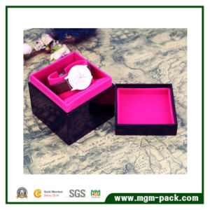 High Glossy Lacquered Wooden Watch Box pictures & photos