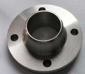 DIN 2632 Pn 10 Welding Neck Flange Wnrf Flange pictures & photos