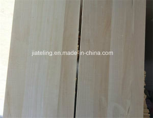 Carb Approved Paulownia Edge Glued Panel pictures & photos