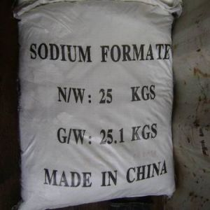 95% Industry Grade Sodium Formate pictures & photos