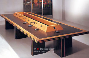 Factory Supplier Conference Meeting Discussion Table/Metal Meeting Desk pictures & photos