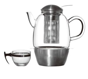 Glassware / Kitchenware / Cookware / Tea Pot pictures & photos
