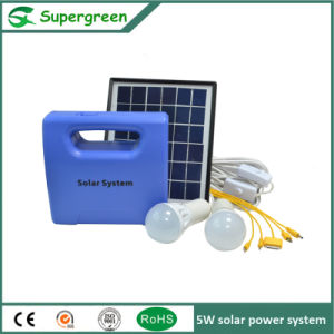 Quality Designed Home Power System off Grid Solar Power System pictures & photos