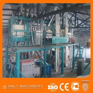 100t/D Professional Manufacture Maize Milling Machine pictures & photos