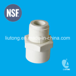 ASTM Sch40 D2466 Standard Plastic (PVC) Fitting for Supply Water with NSF Certificate pictures & photos