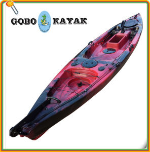 New Transparent Fishing Kayak pictures & photos