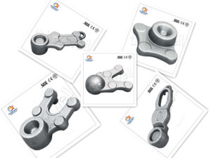 Forged Carbon Steel Ball Joint Tie Rod pictures & photos