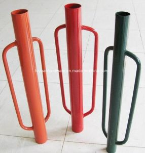 Factory Electric Powder Coated T Post Fence Post Driver pictures & photos
