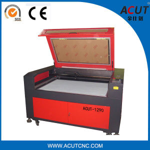 CO2 Laser Working Machine Laser Cut Fabric CNC Laser pictures & photos