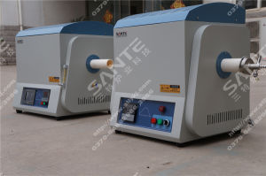 1400c Vacuum Atmosphere Tube Furnace with Silicon Carbide Heating Element pictures & photos