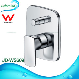 Watermark Bathroom Brass Chrome Shower Mixer From Kaiping pictures & photos