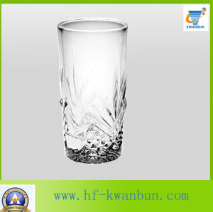 High Quality Straight Glass Cup for Drinking Good Price Tableware Kb-Hn0258 pictures & photos