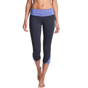 Custom Ladies Sports 3/4 Compression Leggings, Women Leggings, Yoga Capris pictures & photos