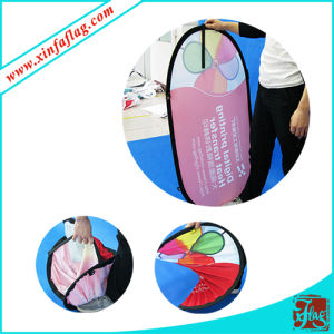 Factory Price Hot Sale Indoor Advertising Aluminum Folding Pop up Banner Stand pictures & photos