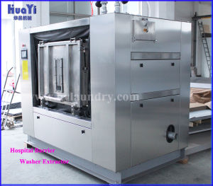 Front Loading Industrial Washer Extractor Machine pictures & photos
