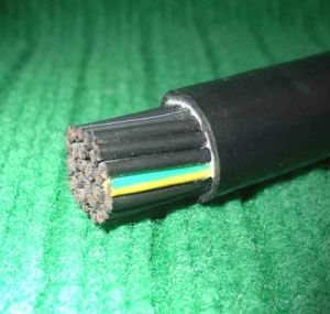 450/750V PVC Insulation Copper-Tape Screened PVC Sheath Flexible Control Cable pictures & photos