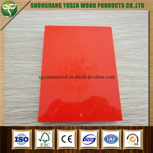 Hot Sale Color UV MDF Board pictures & photos