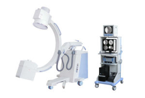 Perlong Medical Equipment High Frequency Mobile C-Arm X-ray System pictures & photos