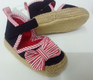 Bow-Knot Baby Casual Shoes Ws17521 pictures & photos