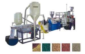 Hot-Cutting PVC Granulating Machine/Pelletizing Machine Line pictures & photos