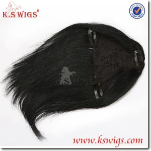 Bang Hair Extension Remy Human Hair pictures & photos
