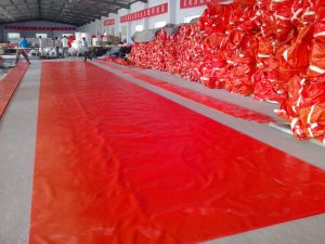 Hot Sale China Government PVC/Rubber Float Oil Boom pictures & photos