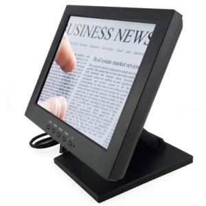 12 Inch Resistive Touch Screen Monitor with HDMI DVI USB pictures & photos