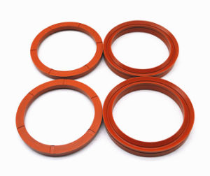 FKM V-Type Rubber Seal Set for Hydrocylinder pictures & photos
