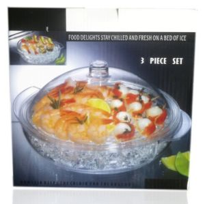 3PCS Server on Ice Tray (TV030) pictures & photos