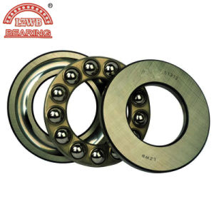 Professional Manufacturing Brass Cage Thrust Ball Bearing(51209m-51215m pictures & photos