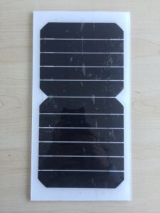 5W 6.2W 6.8W 10W 20W 30W 40W 50W Sunpower Monocrystalline Flexible Solar Module High Efficiency Solar Panel pictures & photos