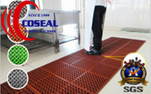 Cushioned Animal Mats Cow/Horse Matting Antifatigue Rubber Horse Stable Mat pictures & photos